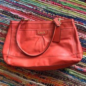 EUC Coach Soft Leather Purse